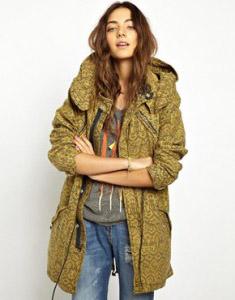 Модні жіночі куртки осінь-зима 2014-2015  c7f2f75d41efd